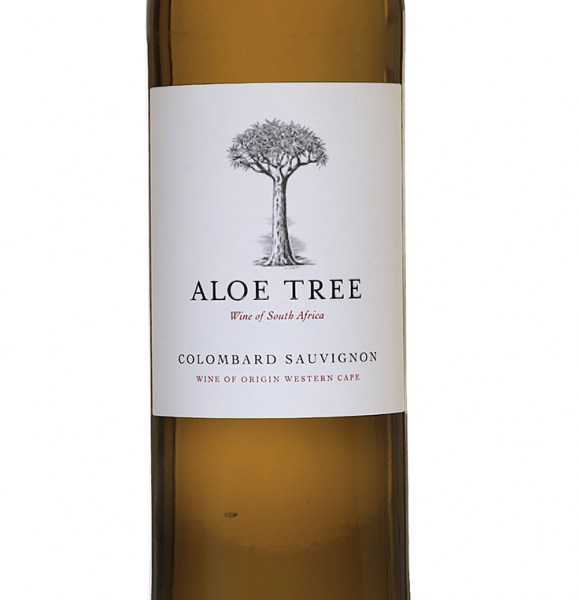 Aloe-Tree-Colombard-Sauvignon-label