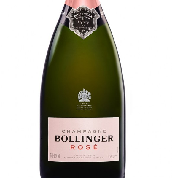 Champagne-Bollinger-Rose-label
