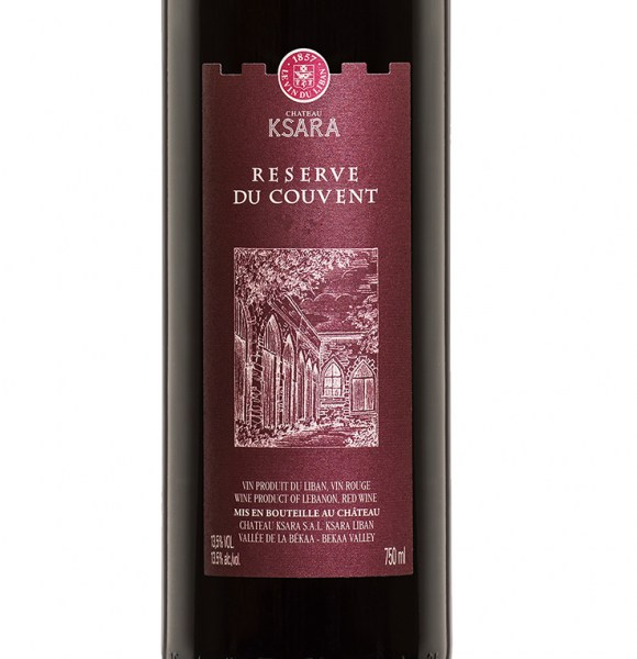 Chateau-Ksara-Reserve-du-Couvent-Bekaa-Valley-2015-label