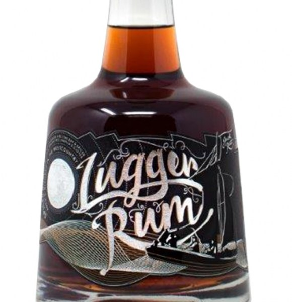 Lyme-Bay-Lugger-Rum-label