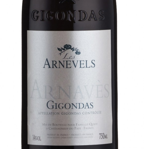 gigondasarnaves-label7